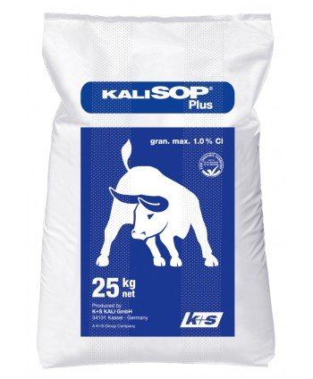 KALISOP (SULFAT POTASSA GRANULADO) - BIG BAG (500 KG)